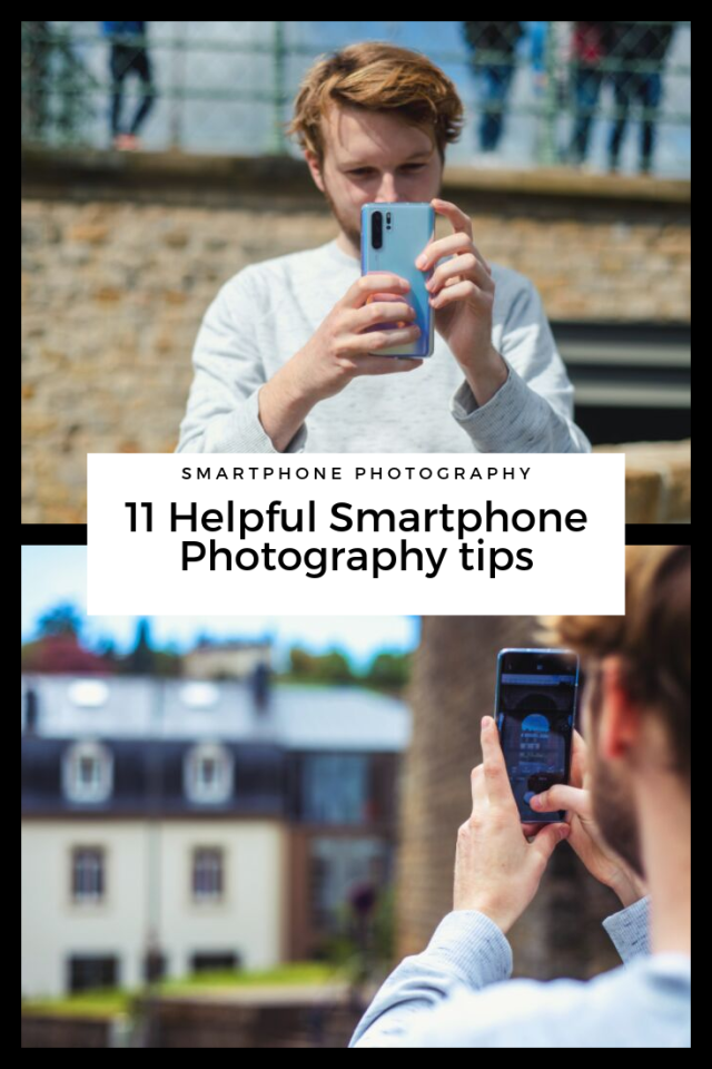 11 Smartphone Photography tips