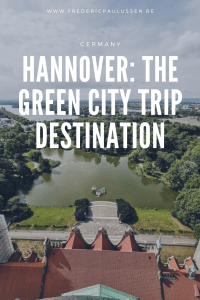 Hannover city trip