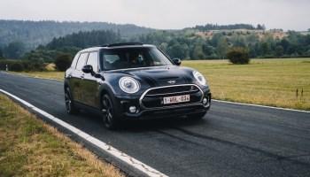 Road trip in Nordhrein Westfalen with a Mini Clubman S