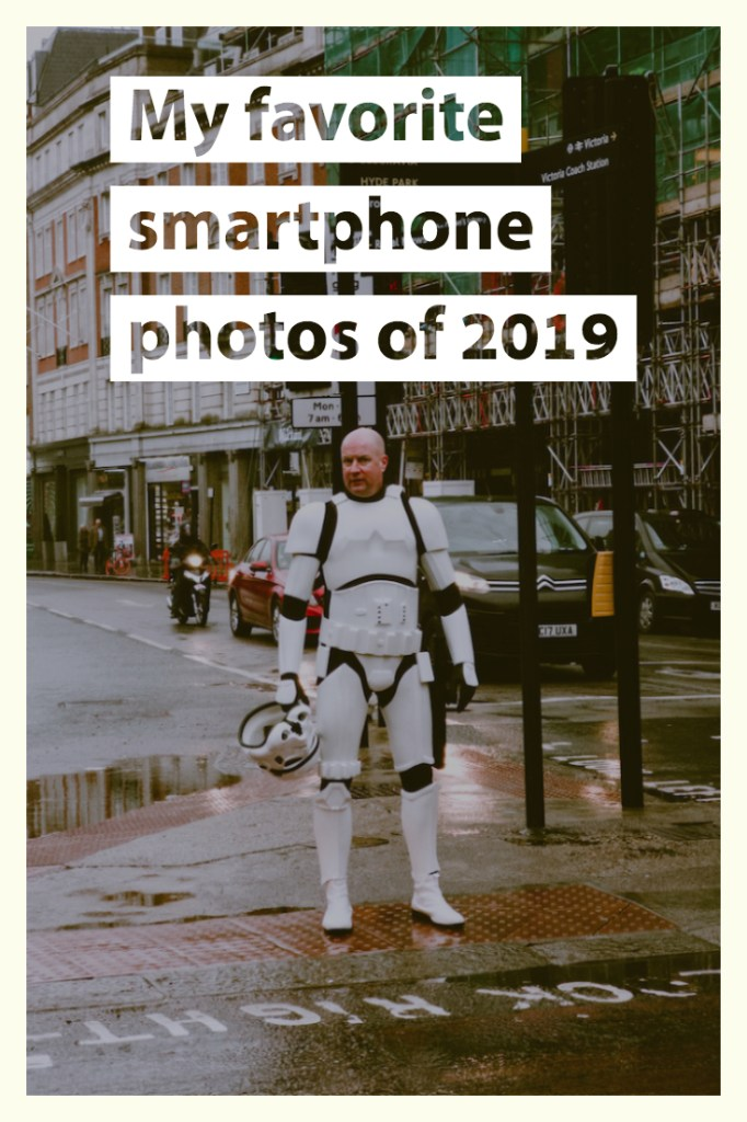 My smartphone photos of 2019