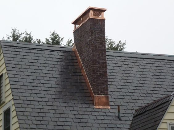 Chimney Caps Repair And Tuckpointing Frederic Roofing
