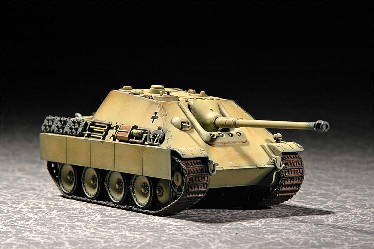Trumpeter: German Jagdpanther (Mid Type) 07241
