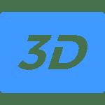 Badeværelsesdesign i 3D