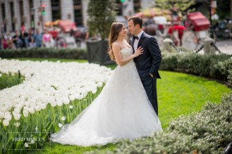 Fred Marcus Studio, The Pierre Hotel, New York Wedding, Brian Marcus