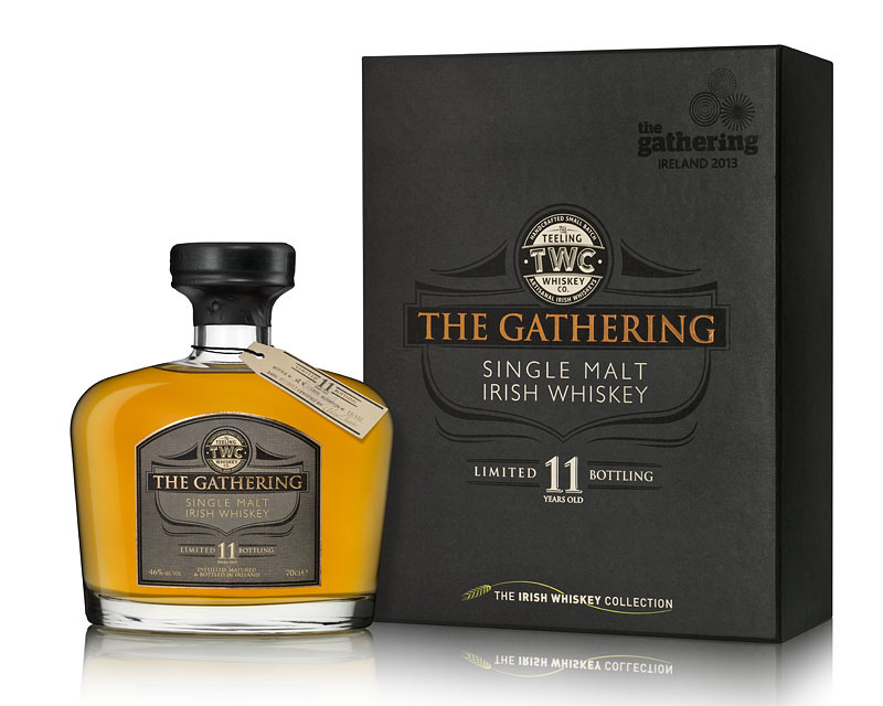 Teeling Whiskey Inching Closer to the U.S.