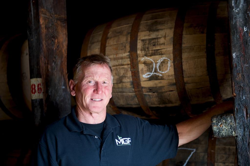 Former MGP master distiller releases Old Elk