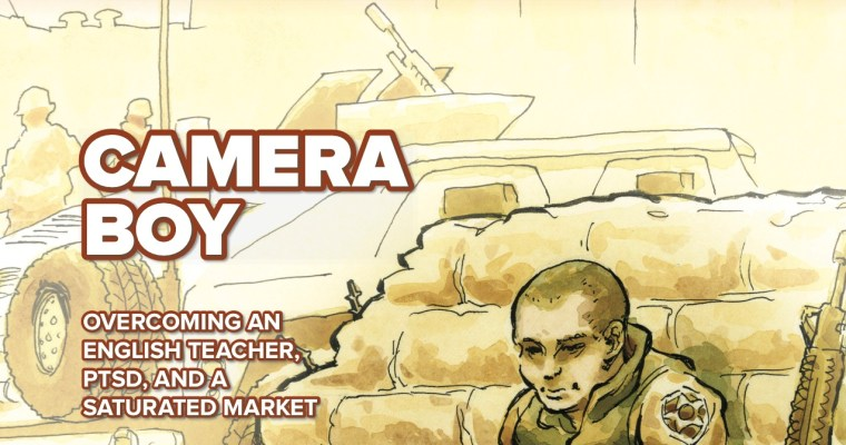 Goodbye to an Old Friend; the Story of How Camera Boy became a Bestseller