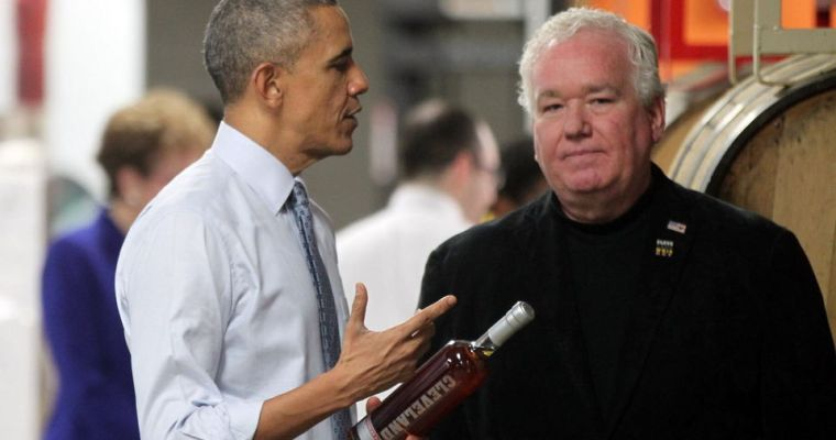 Obama Visits Controversial Cleveland Bourbon, KDA Responds