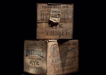 Federal Guidelines (sort of) on Vintage Whiskey Bottles
