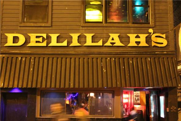 Delilah's in Chicago started the bourbon bar movement.