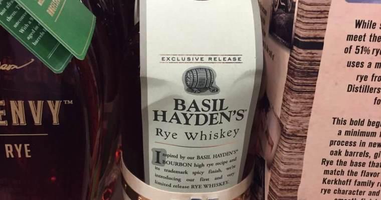 New Beam Suntory Whiskeys