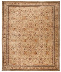 Antique Tabriz Carpet, Antique Khorossan Carpet, Sarouk Rug
