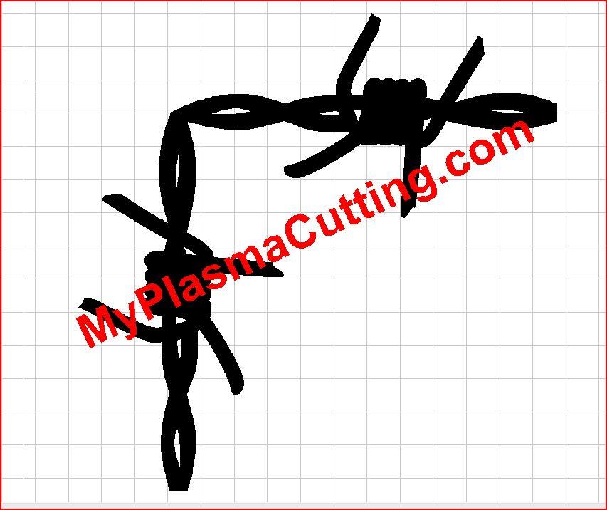 CNC ready clip art dxf files