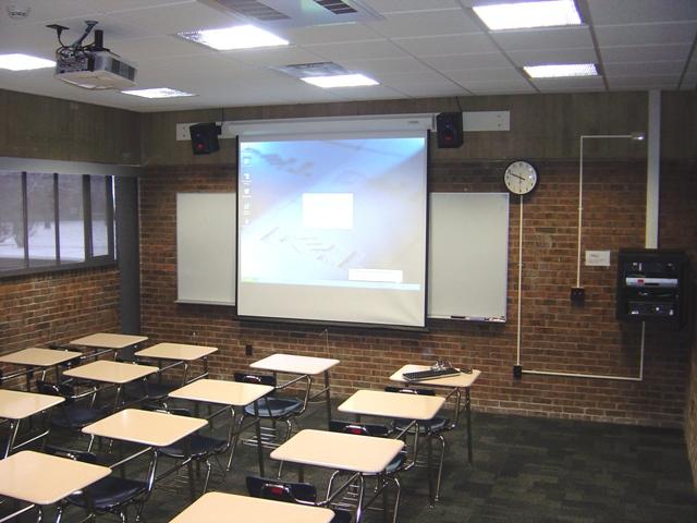 Smart Classrooms  Fredoniaedu