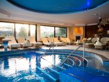 Luxury Spa Fredrick' Hotel Restaurant