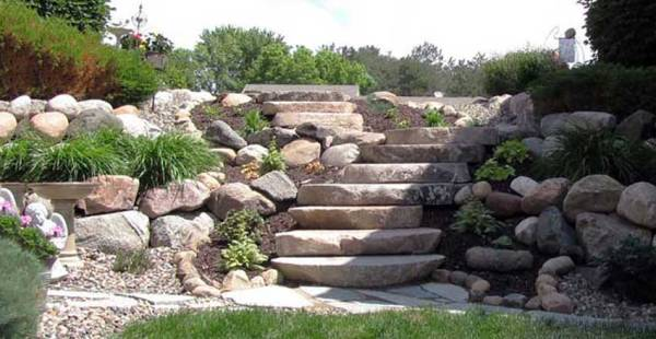 natural stone landscapes burnsville