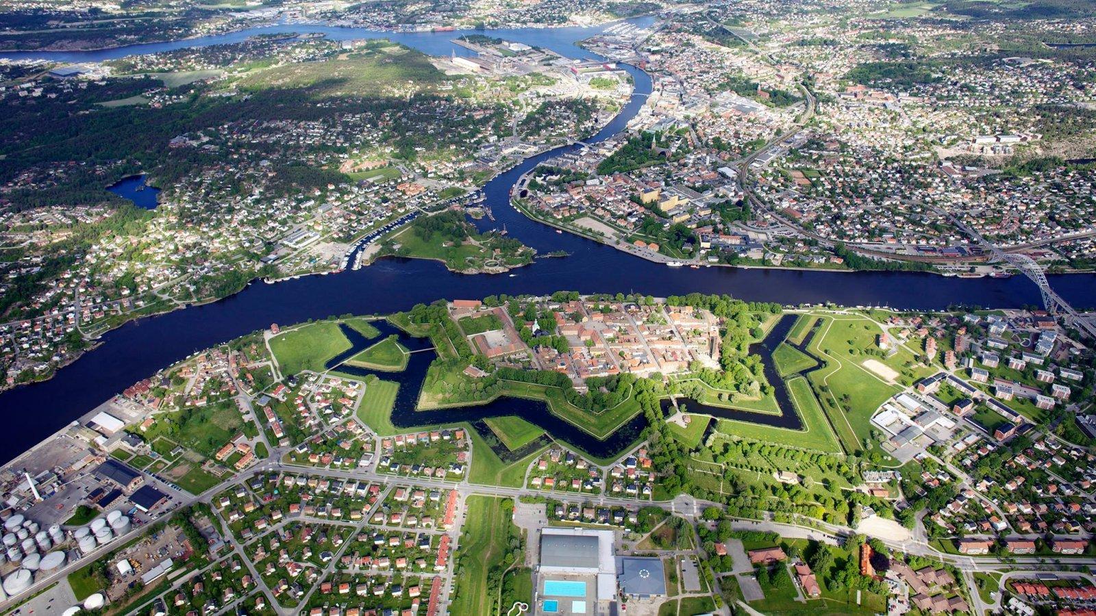The City  Fredrikstad