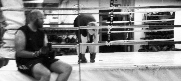 boxning träning gym