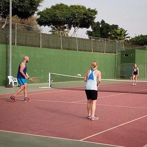tennis träning