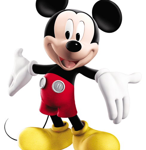 Printable Minnie Mouse Coloring Pages For Kids | 500x489