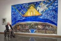 Exhibition Opening, Bruce Gallery; Edinboro University, PA 2015