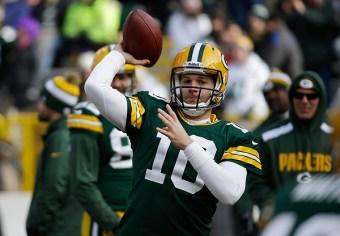 Packers backup quarterback Matt Flynn.