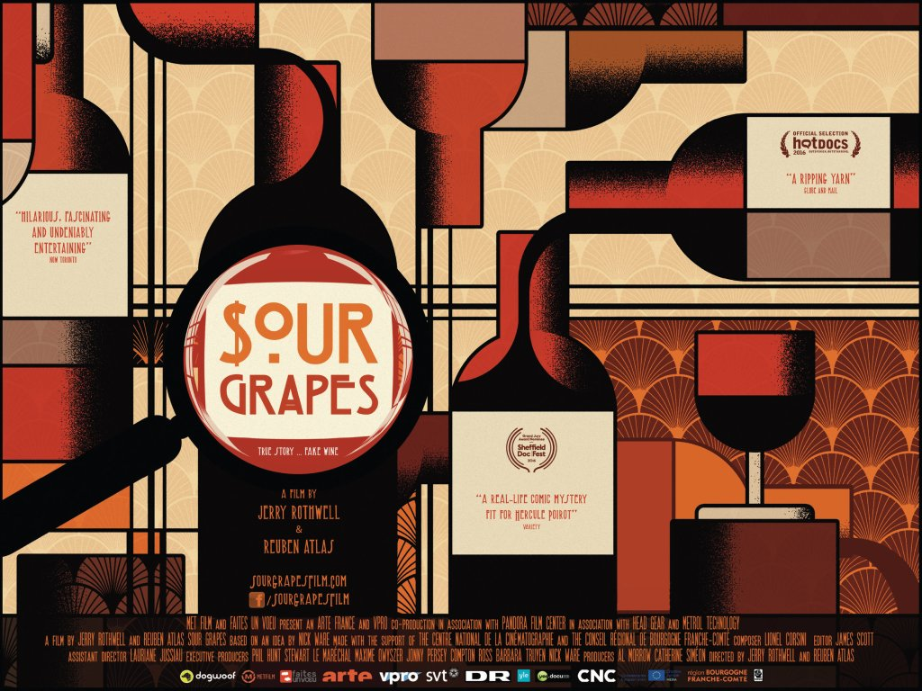 Sour Grapes Movie — About the Rudy Kurniawan Saga