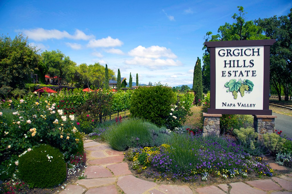 Two Grgich Hills Cabernet Sauvignon & Four Other New Releases
