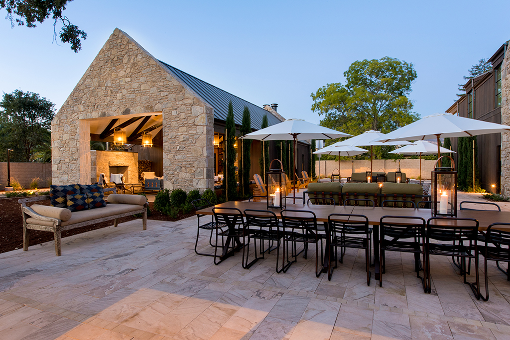 Stewart Cellars and Gather Cafe in Yountville