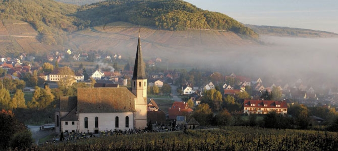 The Rise of Alsace Pinot Noir and Six Reviews