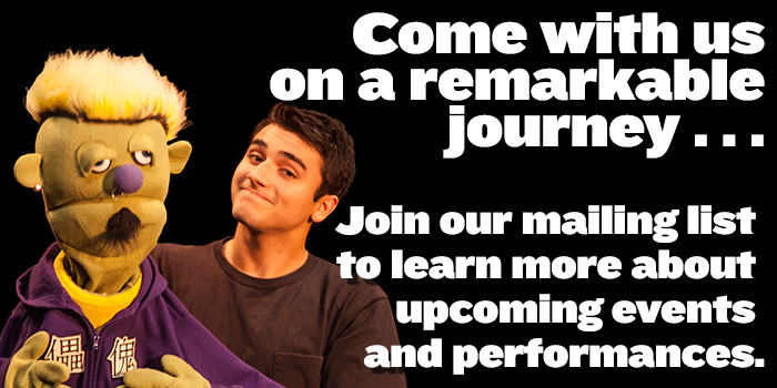 Join UMW Theatre Mailing List