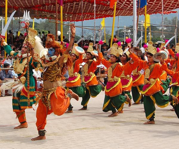 Cultural Events In Mysore,Karnataka, India