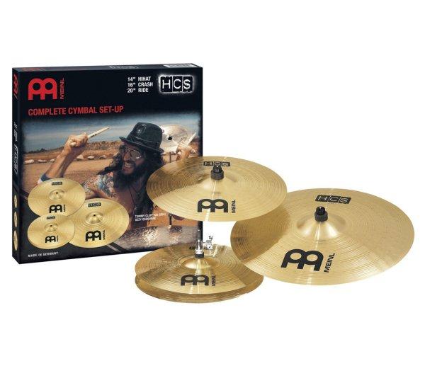 HCS Cymbal Pack Set