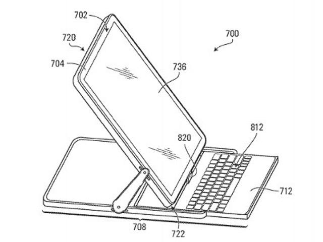 BlackBerry : un brevet pour le BlackBerry 10 Torch