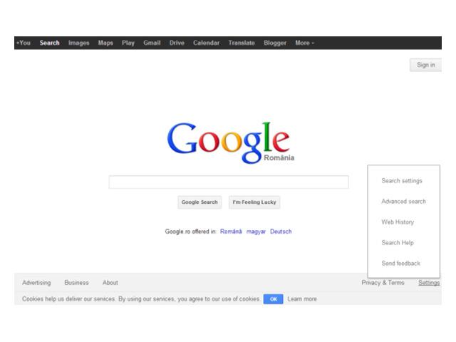 Google Search : un nouveau « footer » en cours de test