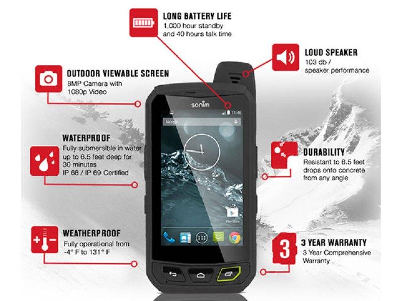 DziNS4u : le meilleur du High tech réuni sonim Pros, sportifs, particuliers : Quel est LE meilleur smartphone antichoc (rugged smartphone) pour vous ?