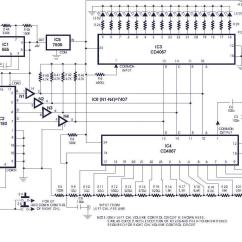 Free Electronic Circuit Diagram 2001 Chevy Impala Fuse Box Infrared Remote Contr Stepped Attenuator For Replacing Rc
