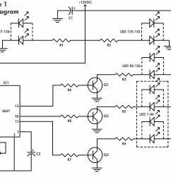 Astounding Flashing Led Light Wiring Diagram Wig Wag Circuit Wiring Diagram Wiring 101 Capemaxxcnl