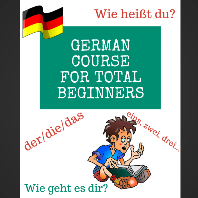 German Course for Beginners - Online & For Free