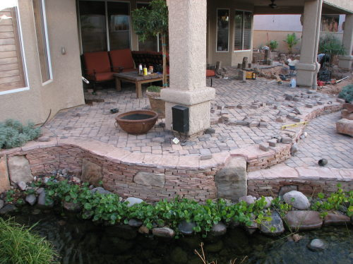 building ideas free landscaping