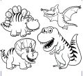 Dinosaur coloring pages backgrounds printable dinosaur for minecraft androids hd pics