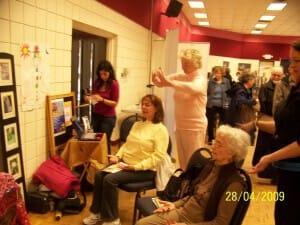Risveglio della kundalini in un centro di comunità in Canada