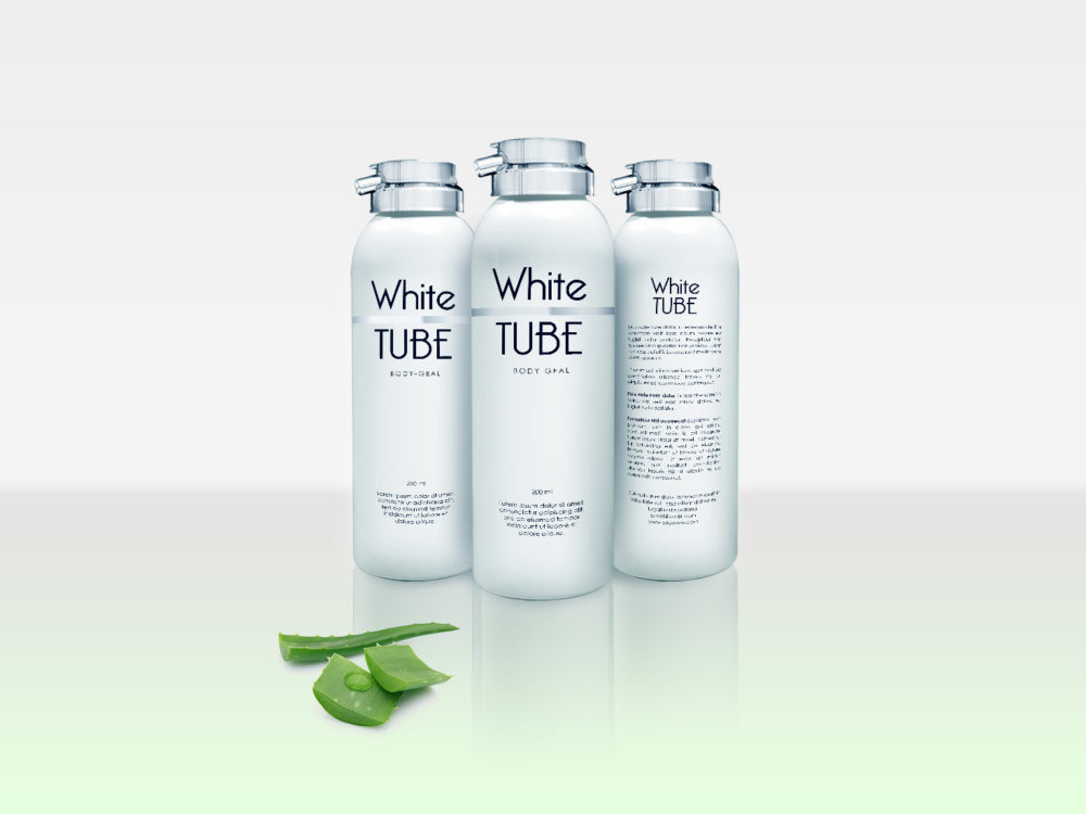 This free mockup is easy to download and use, it can be customized. Free Cosmetic White Bottle Psd Mockup Free Mockup
