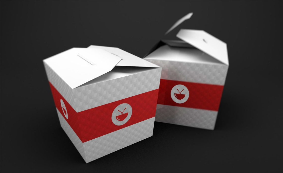 Download Free Food Box Branding Mockup PSD | Free Mockup