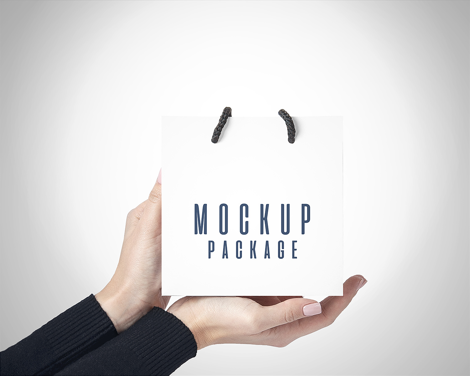 Free gift mockup psd gifts are given on special occasions. Gift Bags In Hands Free Mockup Free Mockup