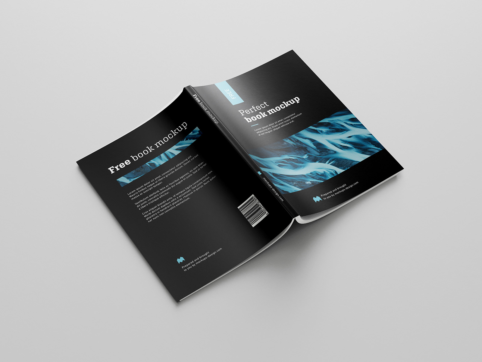 Find & download free graphic resources for book mockup. Free Softcover Book Mockup Set Free Mockup
