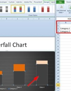 also waterfall chart in powerpoint rh free power point templates