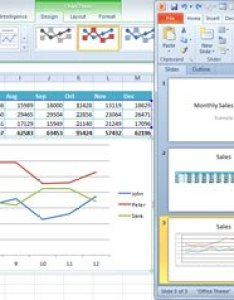 Tables chart powerpoint excel also dynamically link charts  in with rh free power point templates