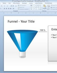 Free editable funnel diagram for powerpoint also download charts in rh power point templates