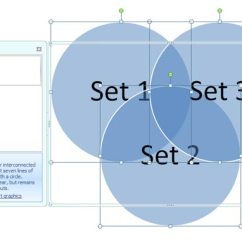 How To Make A Venn Diagram Ford 300 Inline 6 Wiring Create In Powerpoint 2010
